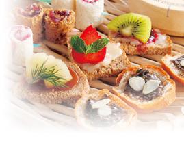 健康食品も健康と美容と美味しさにこだわります。